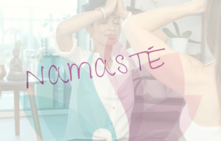 NAMASTÉ… ¿Qué significa esta palabra tan rara?